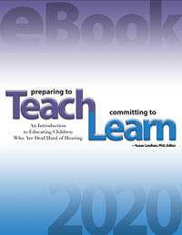 Preparing to Teach, Committing to Learn E-Book Cover