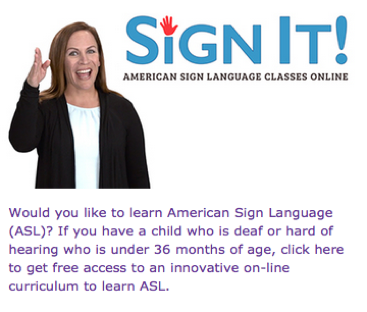 Rachel Coleman: Sign It! American Sign Language Classes Online