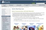 Washington EHDI Program Website, 2015